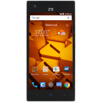 Monkey zte warp elite boost mobile bunch and