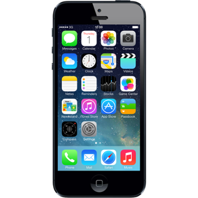 Apple iPhone 5 (iOS 7)