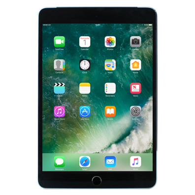 Apple iPad mini 4 Wi-Fi + Cellular (iOS 10)